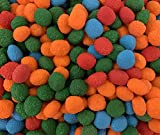 Sunny Island Wonka Nerds Chewy Sour Jelly Beans Candy Bulk - 3 Pound Bag