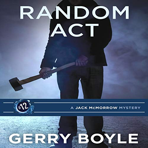 Random Act audiobook cover art