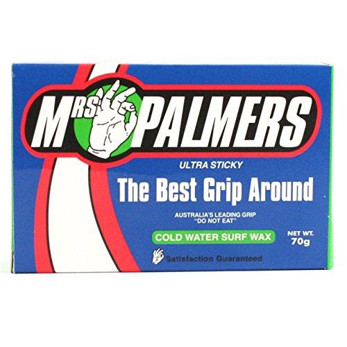 Mrs Palmers - Cera para tabla de surf (70 g)