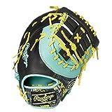 ローリングス(Rawlings) 野球用 軟式 HOH® HACKS CAMO [ファースト用] サイズ11.75 GR1HOM53 ミント サイズ 11.75 ※右投用