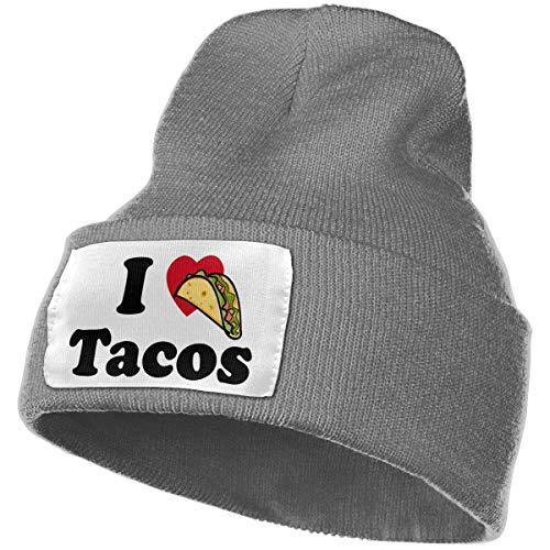 AEMAPE Unisex Beanie Hat Tacos Knit Hat Cap Skull Cap