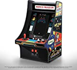 20 Fully Playable Classic Arcade Games Built In - Including Pac-Man, Galaga, Galaxian, Mappy, Dig Dug, Rolling Thunder, and more 4.25 Inch Full Color Vertical Display - For an authentic nostalgic gaming experience Glowing Coin Trap Power Button and T...