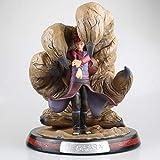 LINRUS Figura Pop de Naruto, Gran Tormenta de Arena Hecha A Mano, Gaara, Gaara, Reino del Viento, Mo...
