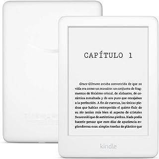 comprar comparacion Kindle, ahora con luz frontal integrada, blanco
