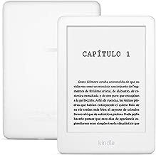 Nuevo Kindle, ahora con luz frontal integrada, blanco