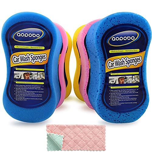 Aopobo Car Wash Sponges