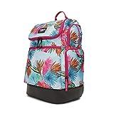 Speedo Large Teamster 2.0 Backpack 35-Liter Mochila, Unisex, Floral Tropical, Talla única