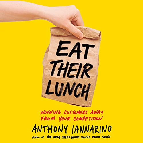 Page de couverture de Eat Their Lunch