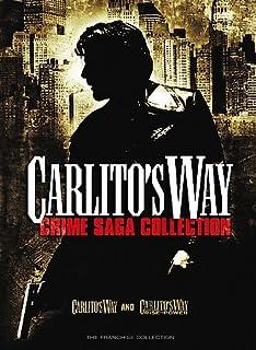 CARLITOS WAY CRIME SAGA COLLECTION (DVD) (2DISCS) CARLITOS WAY CRIME SAGA COLLECTION (DVD) (2DISCS)