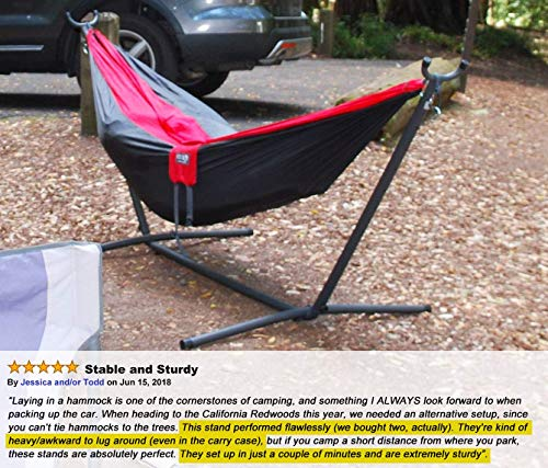 Zupapa 10FT Hammock Stand (10ft)