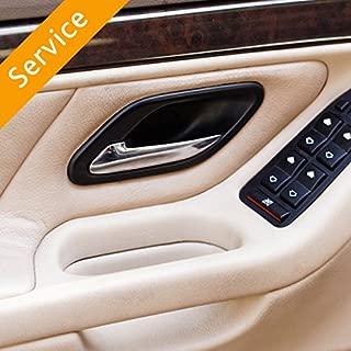 Automotive Interior Door Handle Replacement