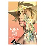Posters Lady Gaga Five Foot Two 2017 Netflix