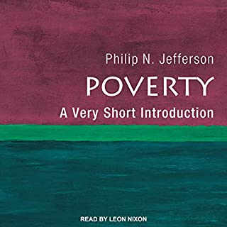 Poverty cover art