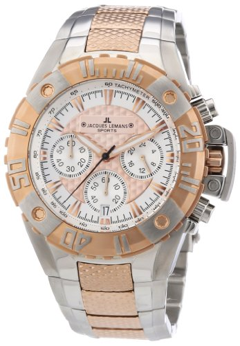 95fb19933bc Where to buy Jacques Lemans Powerchrono 08 1 1377D - Jacques Mabee