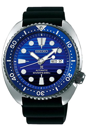 Fashion Shopping Seiko PROSPEX Turtle Diver Special Edition Automatic Men's Watch SRPC91