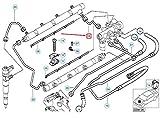 GTV INVESTMENT 7 E38 - Tubo di accumulatore di pressione per iniezione carburante 13532248329