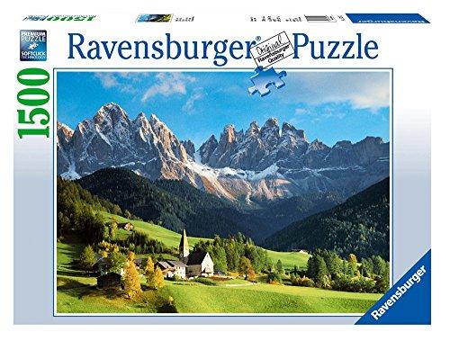 Puzzle 1500 Teile - Vedute delle Dolomiti - Ravensburger 16269
