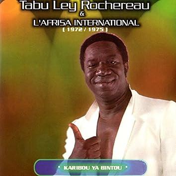 Karibou Ya Bintou: 1972 / 1975