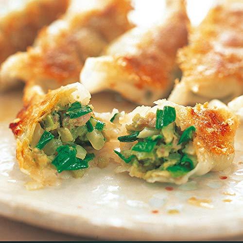 [餃子の王国] にら生餃子 17g×15個 国産 にら 餃子 野菜たっぷり 冷凍 餃子 野菜 簡単 調理