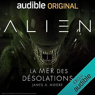 Couverture de Alien - La mer des désolations. La série complète