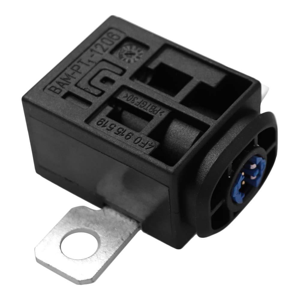 amazon.com: 4f0915519 battery fuse box cut off overload protection trip  replacement for au -di q5 a5 a7 a6 vw skoda: automotive  amazon.com