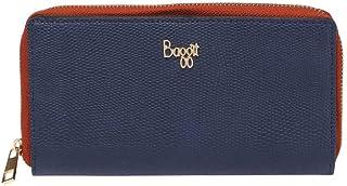 Baggit Lw Awry Women's Wallet (Blue)