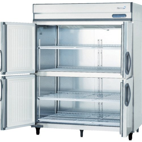 TRUSCO 福島工業 業務用タテ型冷蔵庫 URD150RM6F