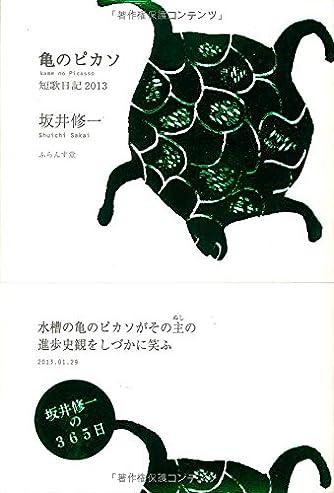 亀のピカソ―短歌日記2013