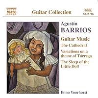 Guitar Music 2 by BARRIOS (2003-09-23)