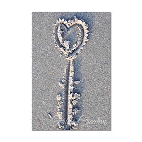 "Letter I38 - Beach Themed 4""x6"" Print- Alphabet Photography by Fritts Creative"