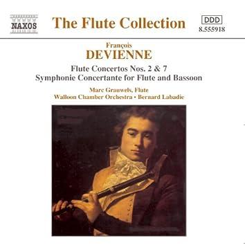 DEVIENNE: Flute Concertos
