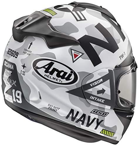 Preisvergleich Produktbild Arai Helmet Chaser-X Navy White S