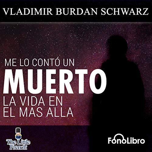 Me lo conto un Muerto [I Was Told by a Dead] audiobook cover art