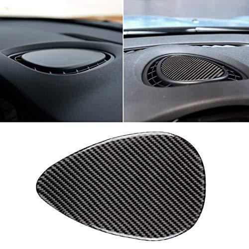 Car Holder Remote-Car Key-Car Phone Sticker Auto F Telaio Strumentazione Console in fibra di carbonio Pannello adesivo decorativo for BMW Mini Cooper JCW Una F56 / F55 / F54