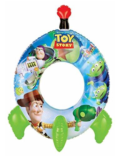 Intex 58252 NP – Toy Story Rocket Swim Bague, 71 x 56 CM