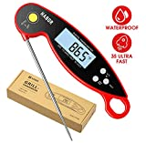 Best Digital Food Thermometers - Habor Digital Meat Thermometer Upgraded Waterproof, 3s Instant Review