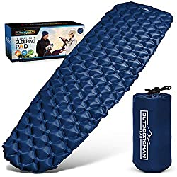 12 Best Ultralight Backpacking Sleeping Pads 4 All Budgets - Compared! 117