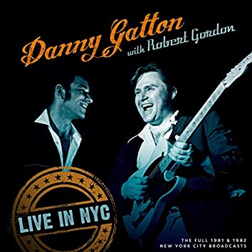Live In NYC (feat. Robert Gordon) (Live)