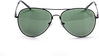 Ocean Sunglasses Bari Gafas de Sol met/álicas Lentes : Azul Espejo 60001.1 Montura : Plata//Negro