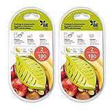 BEfresh HOME - Frutas y verduras FRESCAS durante un 40% más de TIEMPO | Para uso dentro y fuera de...
