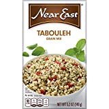 Near East Tabouleh Whole Grain Salad Mix, 5.25 Ounce, Pack of 12 Boxes (Packaging May Vary...
