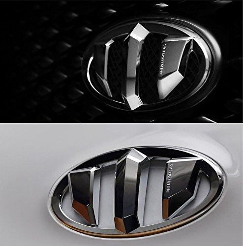 Preisvergleich Produktbild für Hyundai ioniq vorne Kapuze hinten Schwanz brenthon Emblem