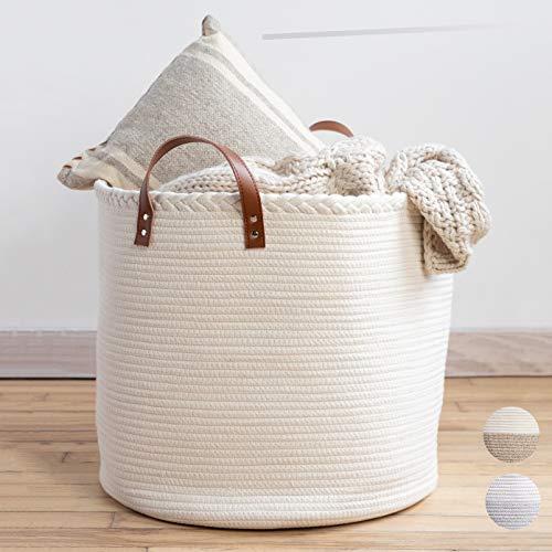 XXL Premium Blanket Storage Baskets 18