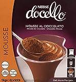 Nestle Mousse de Chocolate, 1 kg (2x500)