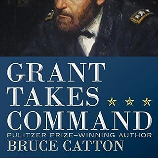 Grant Takes Command Titelbild