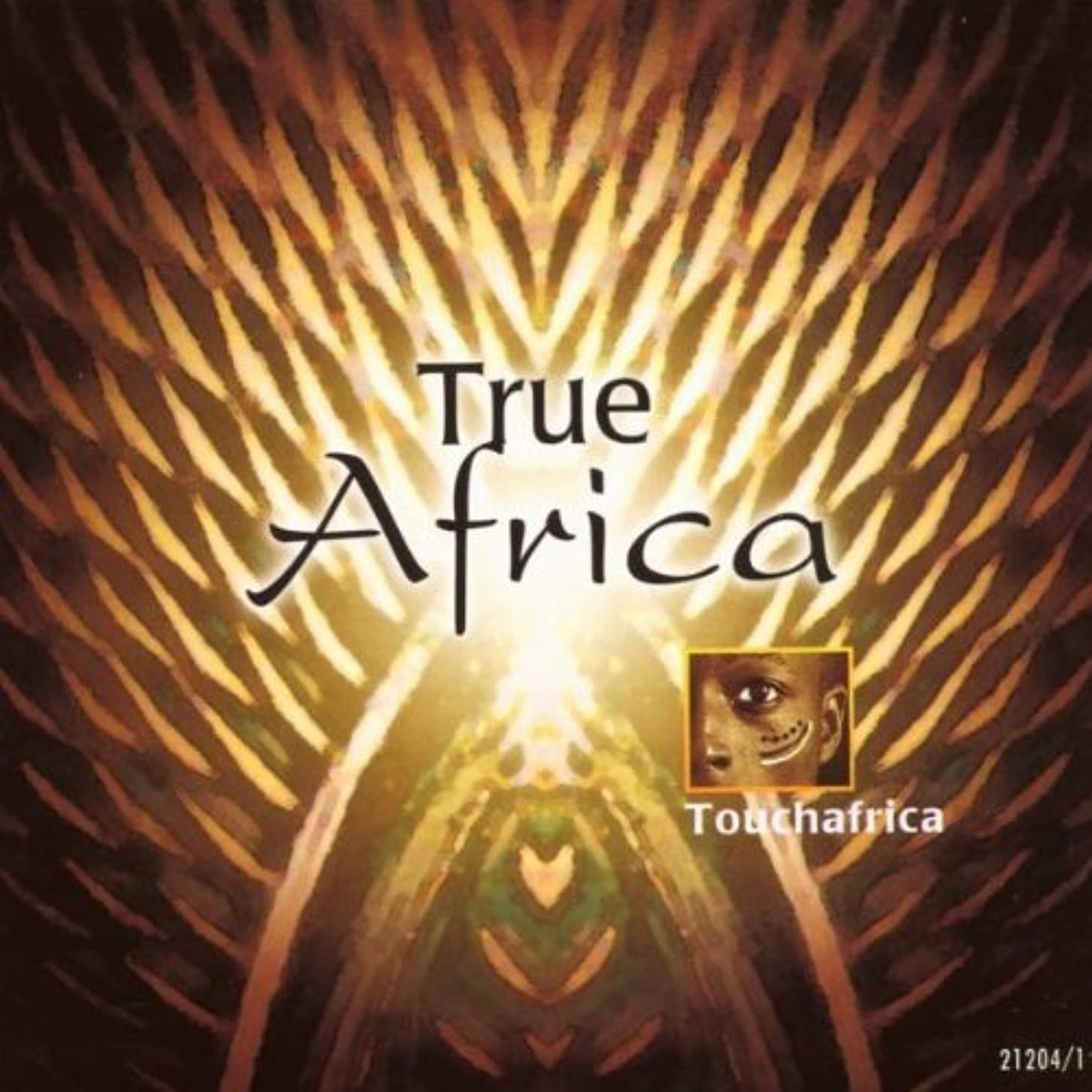True Africa by Various (2010-08-26)