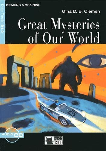 Reading & Training: Great Mysteries of Our World + audio CD by Gina D B Clemen(2012-05-21)