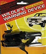 KOLE GI030 2 Deer Whistles Wildlife Warning Devices Animal Alert Car Safety Accessories New
