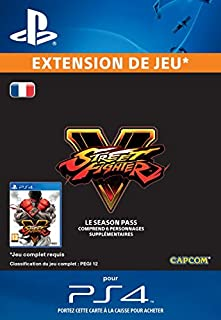 Street Fighter V - Season Pass 2016 [Extension De Jeu] [Code Jeu PSN PS4 - Compte français] (B01BT83R7Y) | Amazon price tracker / tracking, Amazon price history charts, Amazon price watches, Amazon price drop alerts