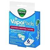Vicks VapoPads Refill Pads 6 Each (Pack of 5)